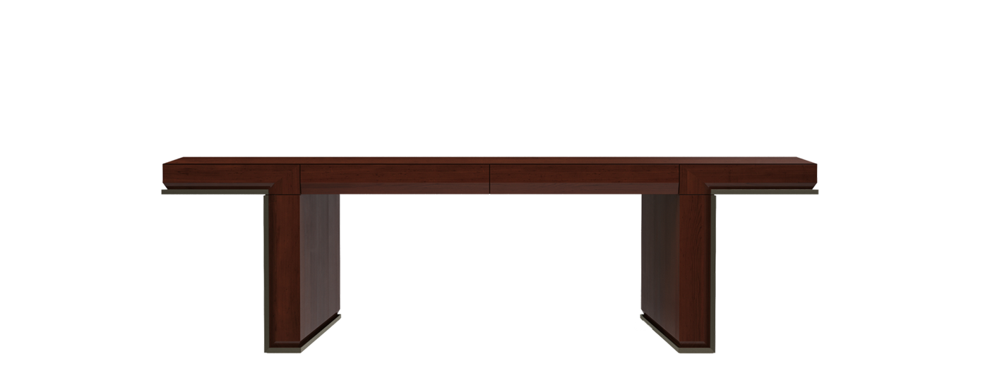 OLIVIA RECTANGULAR WRITING TABLE