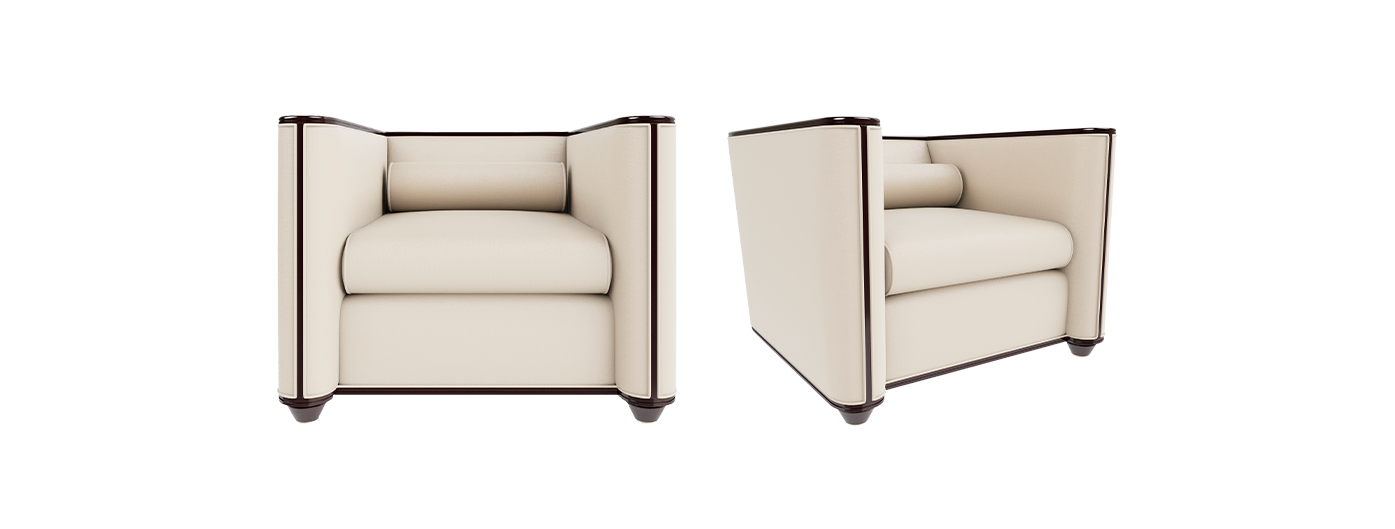 VALLY LOUNGE CHAIR